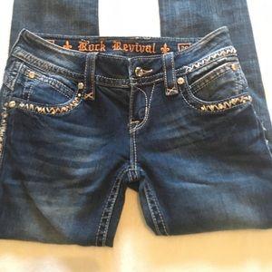 Rock Revival Stephanie Skinny Jeans